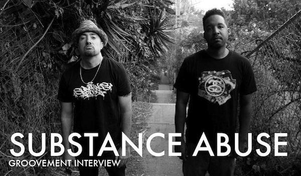 SUBSTANCE ABUSE \/\/ Exclusive interview and